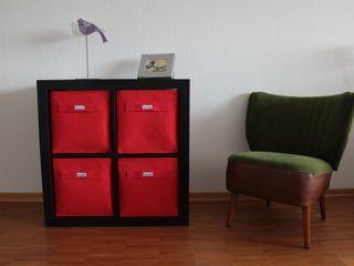 Regalkörbe aus Filz Stich-haltig WohnzimmerAufbewahrung