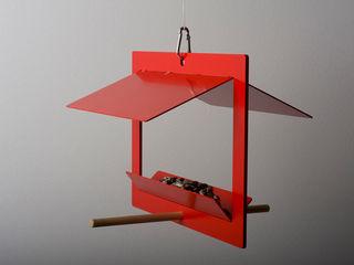 birdhouse DIN A4 Olaf Riedel GartenAccessoires und Dekoration