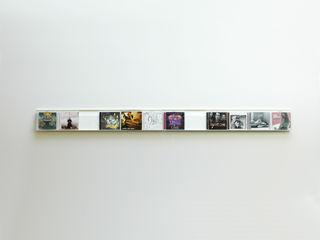 "CD Regal ""CD-Display DR12"" Olaf Riedel Multimedia-RaumMöbel"