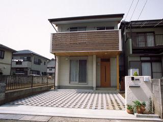 桶川の家 八島建築設計室 オリジナルな 家