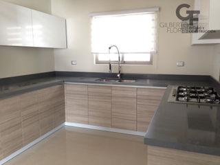 GF ARQUITECTOS Moderne Küchen