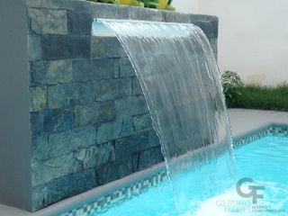 GF ARQUITECTOS Moderne Pools