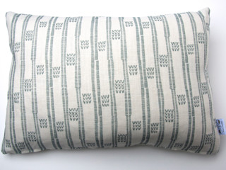 Plot to Plate printed linen cushions Kate Farley Living roomAccessories & decoration