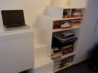 Antinomik design Phòng khách phong cách tối giản