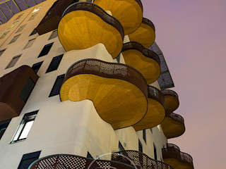 ARCHI OUT Sandrine RIVIERE Photographie Balcon, Veranda & Terrasse modernes