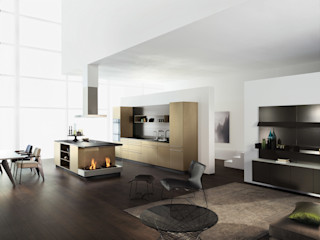 ALNOINOX ALNO (UK) Ltd KitchenCabinets & shelves