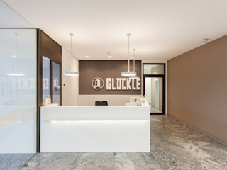Glöckle Bau / Germany Tom Bauer AD Photography Moderne Bürogebäude