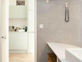 Casals i Matorell ACABADOMATE Casas de estilo moderno