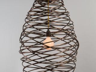 Cocoon light James Price Blacksmith and Designer WoonkamerVerlichting