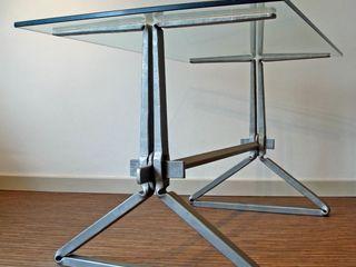 Wedge table James Price Blacksmith and Designer Studeerkamer/kantoorBureaus