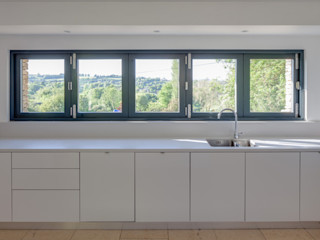 The Larch House Millar+Howard Workshop Modern Interior Design