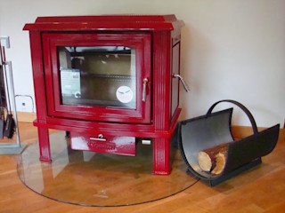 Poêles à bois Charleston Académie du feu MaisonAccessoires & décoration