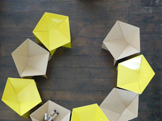The Star Chair Millar+Howard Workshop Living roomStools & chairs