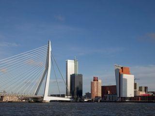 Maastoren Dam & Partners Architecten Moderne kantoorgebouwen