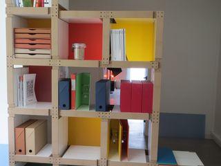 Bibliothèques Fabulem MaisonStockage