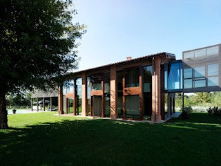 PRIVATE HOUSE – CST – 2013 BARTOLETTI CICOGNANI Modern houses