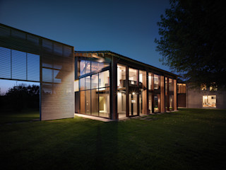 PRIVATE HOUSE – CST – 2013 BARTOLETTI CICOGNANI Modern style conservatory