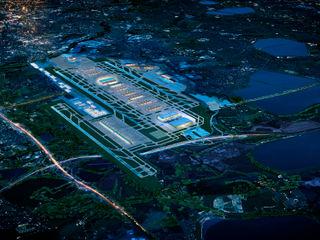 Heathrow T6 CGI Design Ltd