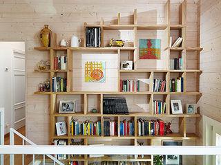 casa b+m Filippo Martini Architetto Case in stile minimalista