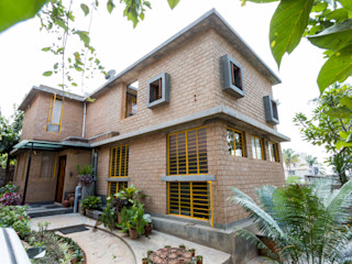 residence for Artists Biome Environmental Solutions Limited Asian style houses