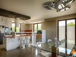 Studio Projektowe Projektive Modern Kitchen