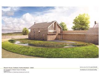 Shawm House Mawson Kerr
