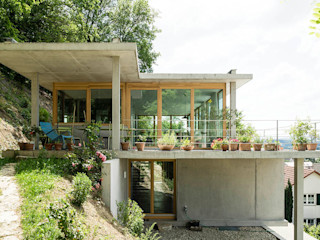GIAN SALIS ARCHITEKT Modern houses