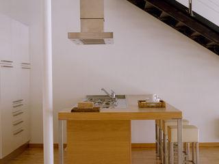 Paola Maré Interior Designer Industrial style kitchen