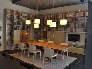 pur cuisines et interieur Salas de estilo moderno
