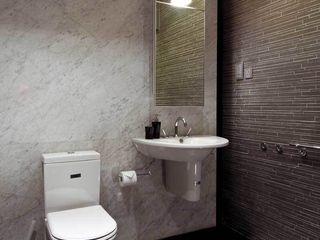 Interior bathroom Marmi di Carrara BathroomSinks