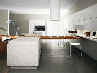 Kitchens Marmi di Carrara KitchenBench tops