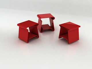 vV Design Living roomStools & chairs