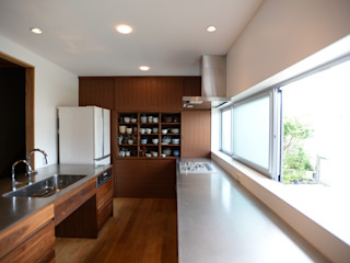 F邸 キッチン改修 SHUSAKU MATSUDA & ASSOCIATES, ARCHITECTS モダンな キッチン