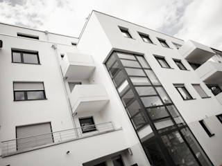 HOME Schlafen & Wohnen GmbH Livings modernos: Ideas, imágenes y decoración