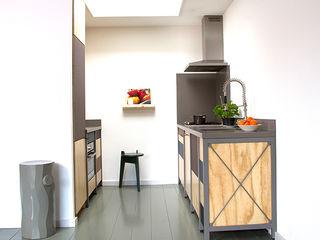 Studio Mieke Meijer Industrial style kitchen