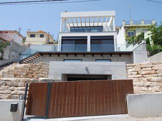 Detached house in La Floresta FG ARQUITECTES 모던스타일 주택