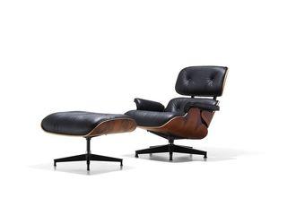 Eames Lounge Chair & Ottoman Herman Miller
