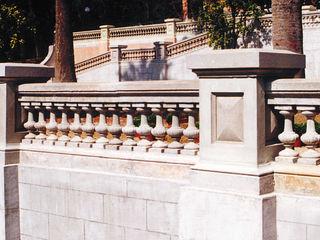 Balaustrada del Palau d'Heures Mago Balcones y terrazasAccesorios y decoración