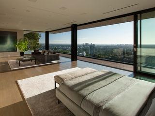 SUNSET STRIP RESIDENCE McClean Design Modern style bedroom