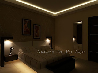 Home Interiors Nature in My Life BedroomBeds & headboards