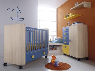 SONRÍE Idees.2 MUEBLES ORTS Habitaciones infantilesIluminación