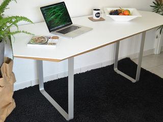 Comptoir d'accueil Porcelanosa Studio Katra Locaux commerciaux & Magasins
