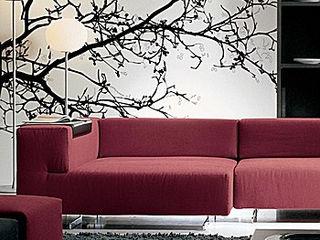 WALLPAPER Trend research and design Talva D. 牆壁與地板牆壁裝飾