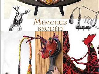 EMBROIDERED MEMORIES- ART,CRAFT, ECO DESIGN. Talva D. 藝術品其他藝術物件