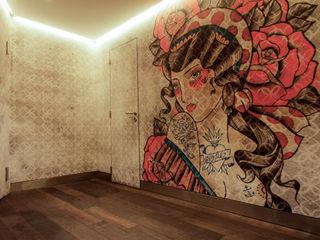 Löweneck Restaurant Studio Frey Gastronomia in stile moderno