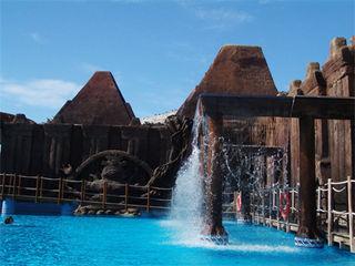Spa, cascadas y piscinas. Overstone SpaAccesorios para piscinas y spa