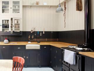 The Original British Standard Kitchen British Standard by Plain English ห้องครัว ไม้ Black