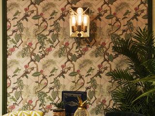 HOXLEY & PORTER Arm & Eye Interior design