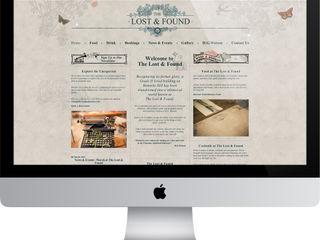 LOST & FOUND Arm & Eye Interior design