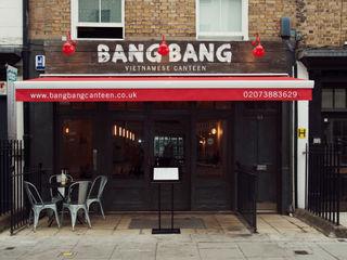 BANG BANG CANTEEN Arm & Eye Interior design